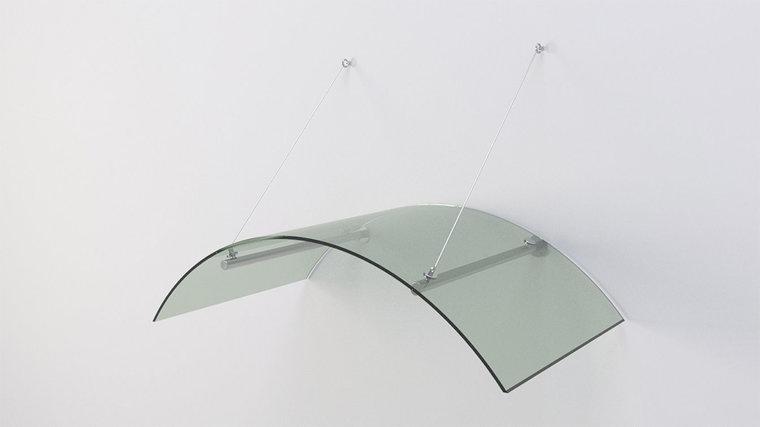 Deurluifel HGD 160 x 90 cm